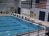 Pocono Mountain West High School Pool